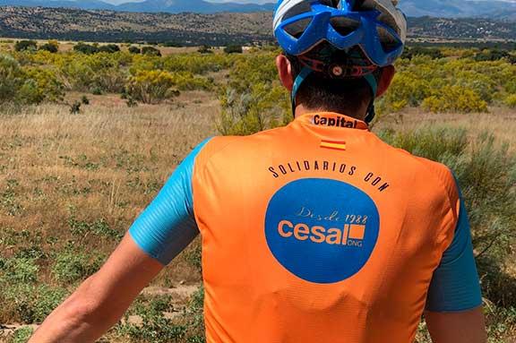 coronavirus, cocina, jóvenes vulnerables, formación, cesal, hazte socio, ayuda, dona, ciclismo, mountain bike