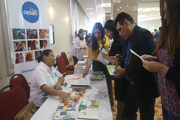 Presentación del Proyecto ´Saber es Leer´ CESAL Honduras