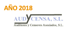 Informe de Auditoria 2018