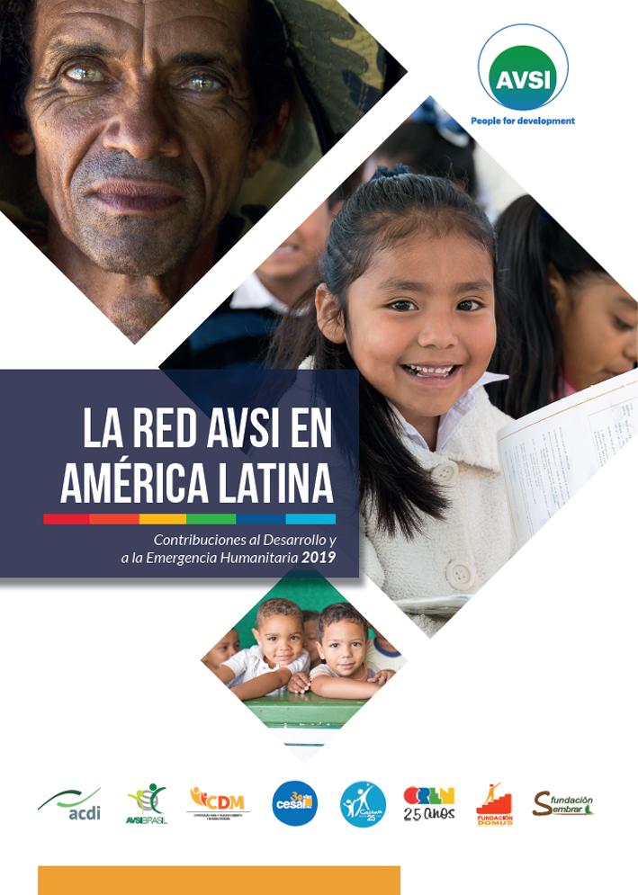 Informe la Red AVSI en América Latina