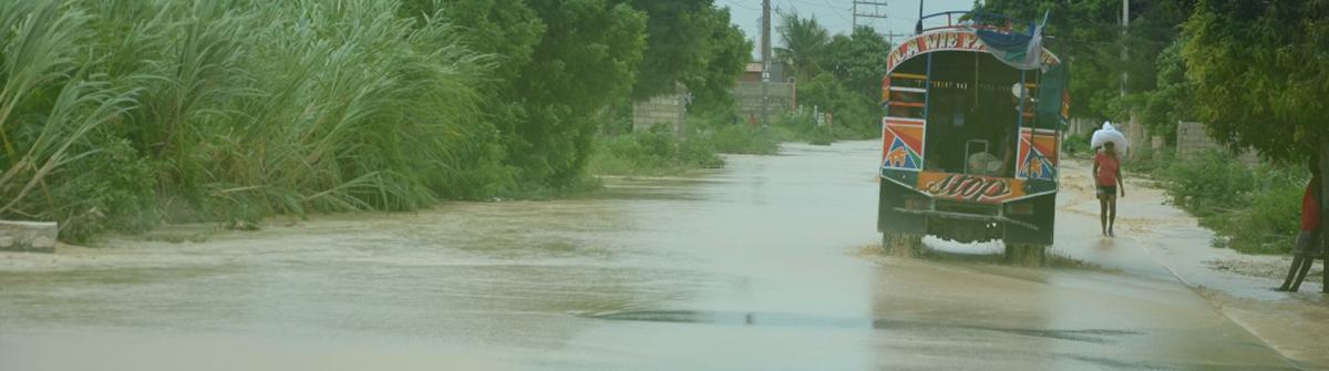 Huracán Matthew Haití emerencia