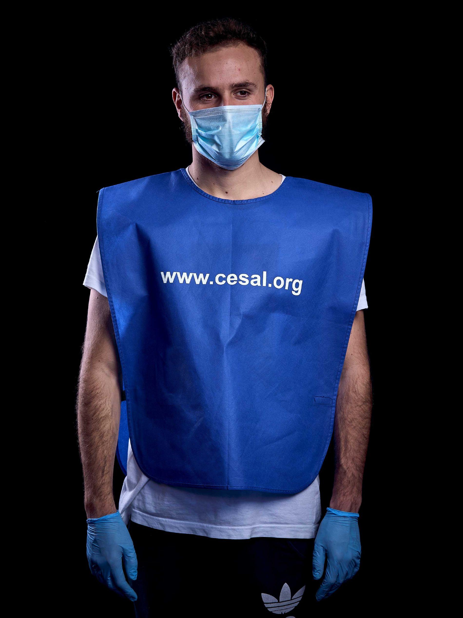 coronavirus; emergencia; salud; CESAL; dona; voluntariado