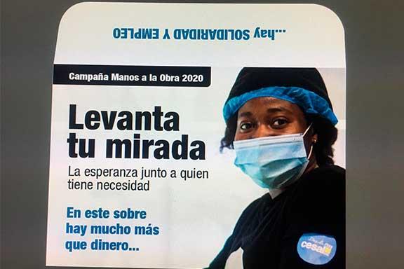 manos a la obra; coronavirus; dona; hazte socio; hazte socia; pobreza; empleo; vulnerabilidad; esperanza