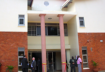 Foto del Centro, Kampala.