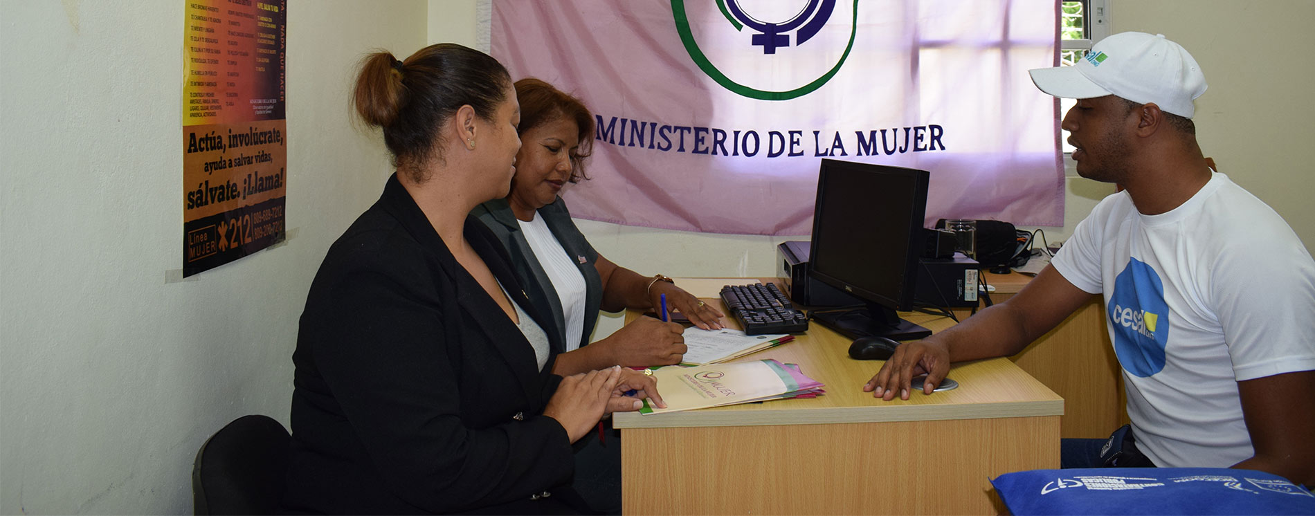 Empoderamiento económico y social para las mujeres