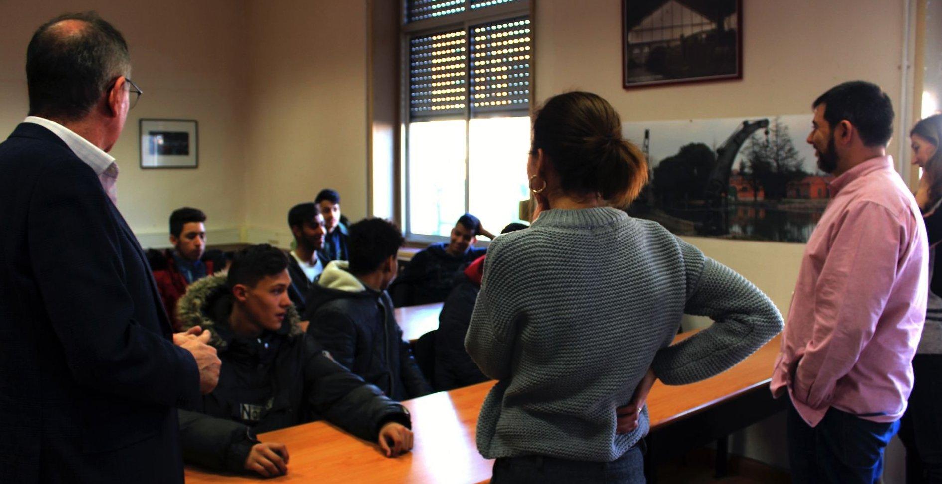 Formación en soldadura en Valladolid