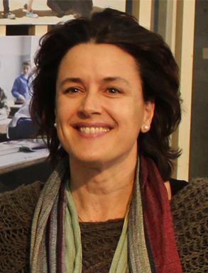 Presidenta de CESAL. Marta Hernández Pérez