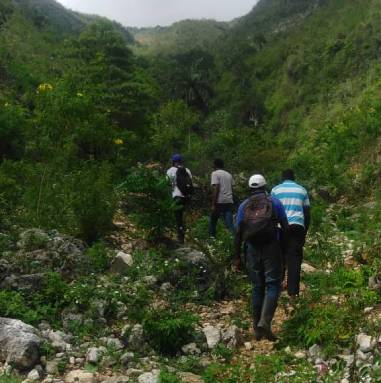 Biosfera transfronteriza República Dominicana - Haití