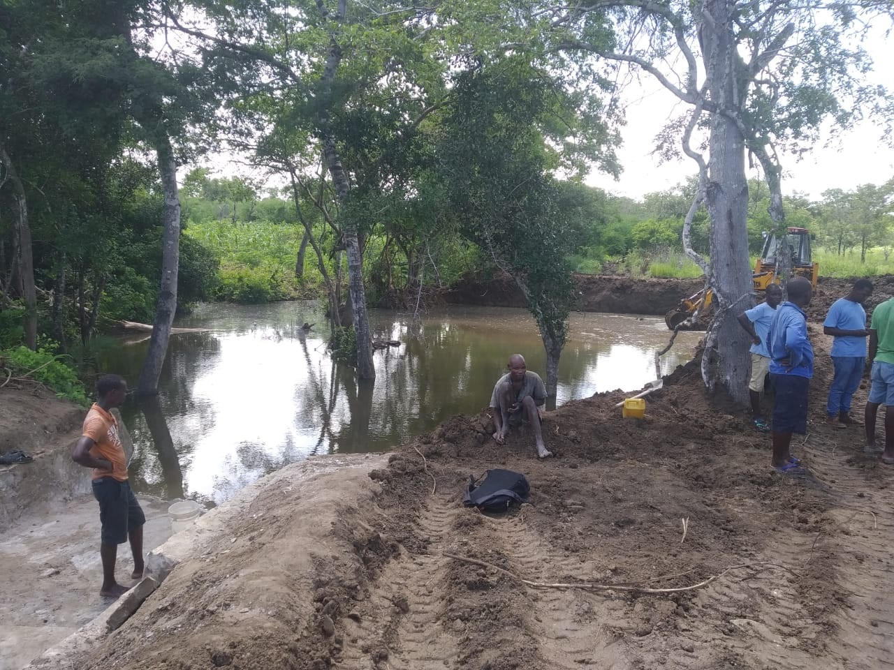 PROMOCIÓN DE UNA AGRICULTURA RESILIENTE AL CAMBIO CLIMÁTICO EN MOZAMBIQUE