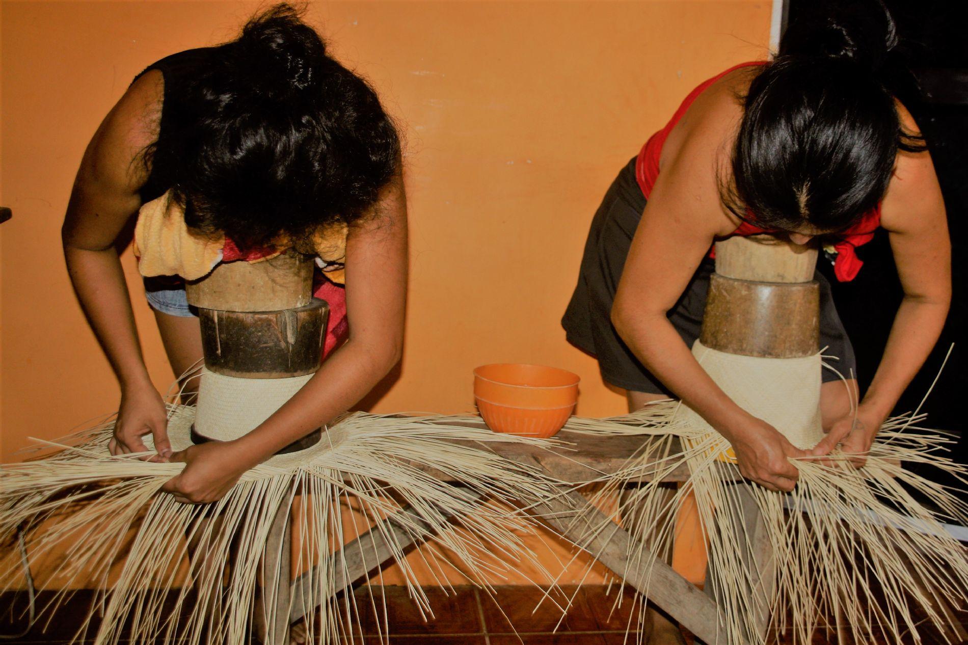 tejedoras ecuadorianas