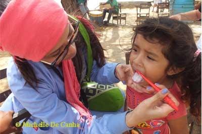 Venezuela migrantes refugiados campaña infancia pobreza hambre
