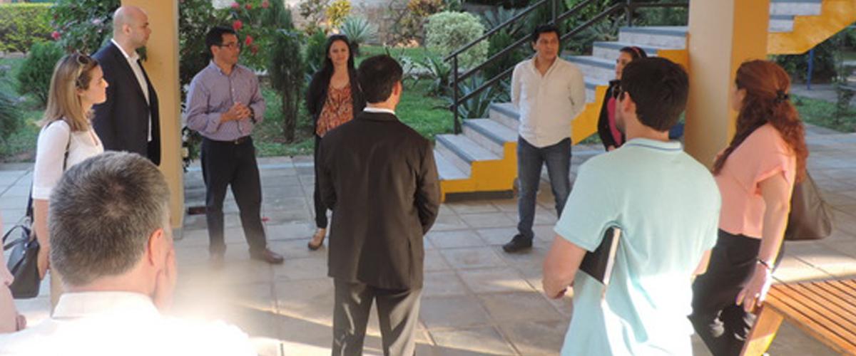 Visita Ministro CESAL Paraguay