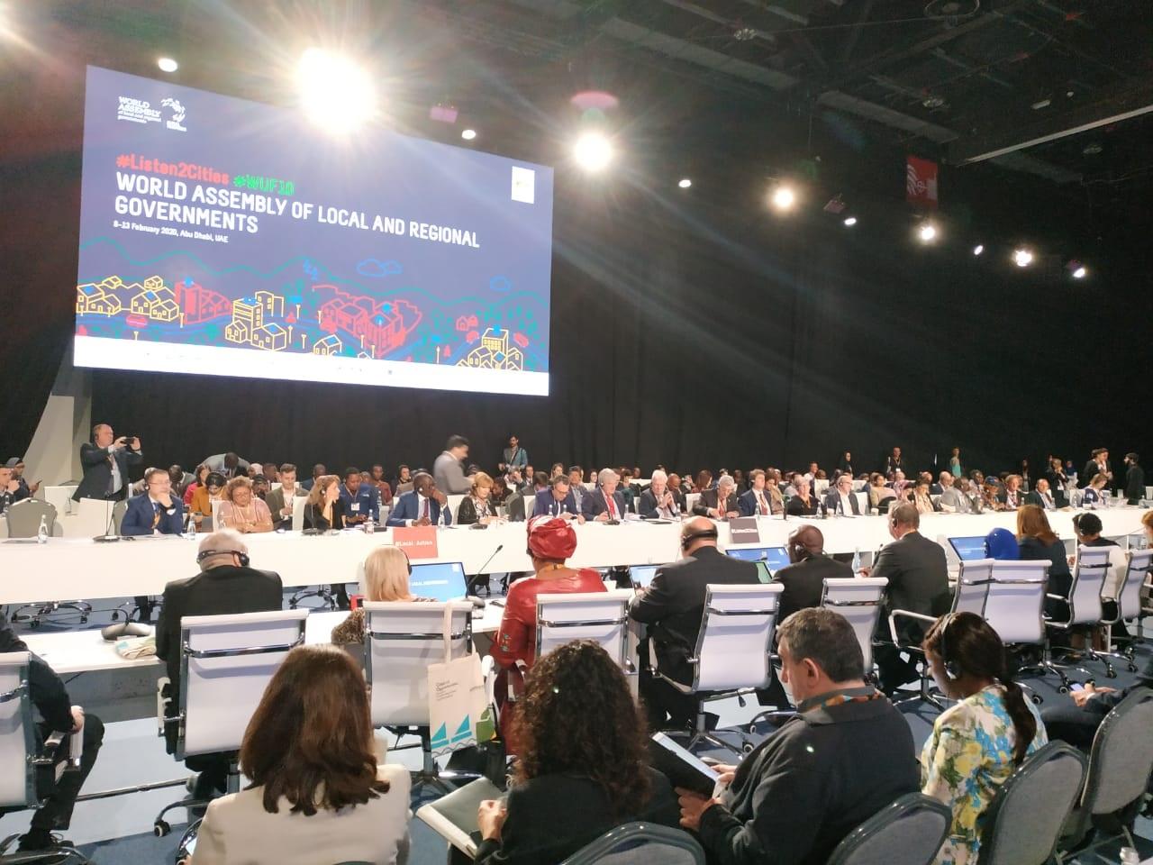 CESAL MUESTRA UNA METODOLOGÍA DE PLANIFICACIÓN URBANA Y SOCIAL EN EL FORO MÁS IMPORTANTE DEL MUNDO