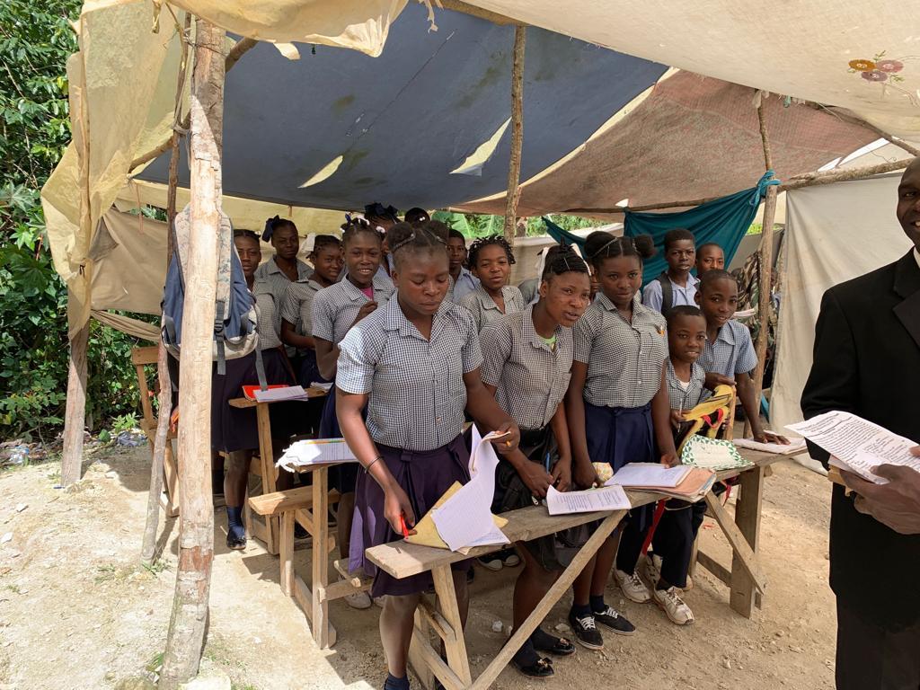 CESAL FAVORECERÁ LA ESCOLARIZACIÓN EN HAITÍ