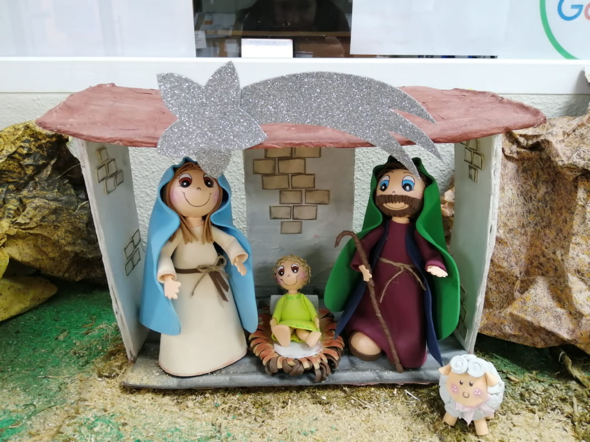Navidad en el CEPI de Tetuán