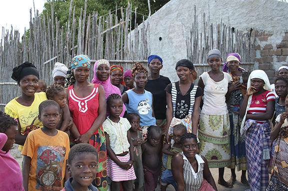 CESAL con las comunidades más vulnerables de Cabo Delgado