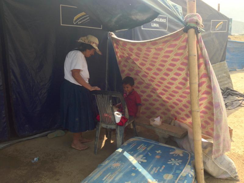 Campamento Cajamarquilla