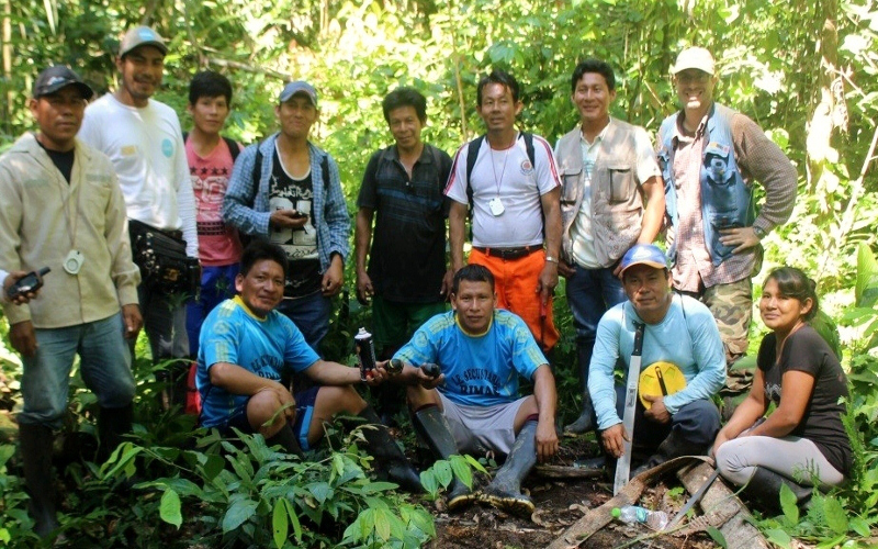 gobernanza ambiental ucayali selva