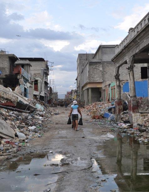 Emergencia y  Acción Humanitaría
