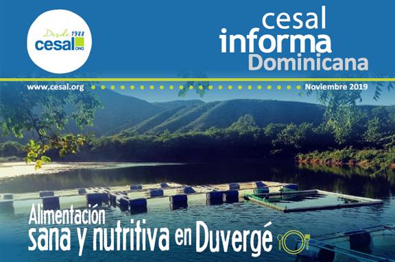 Boletín CESAL Informa República Dominicana Noviembre