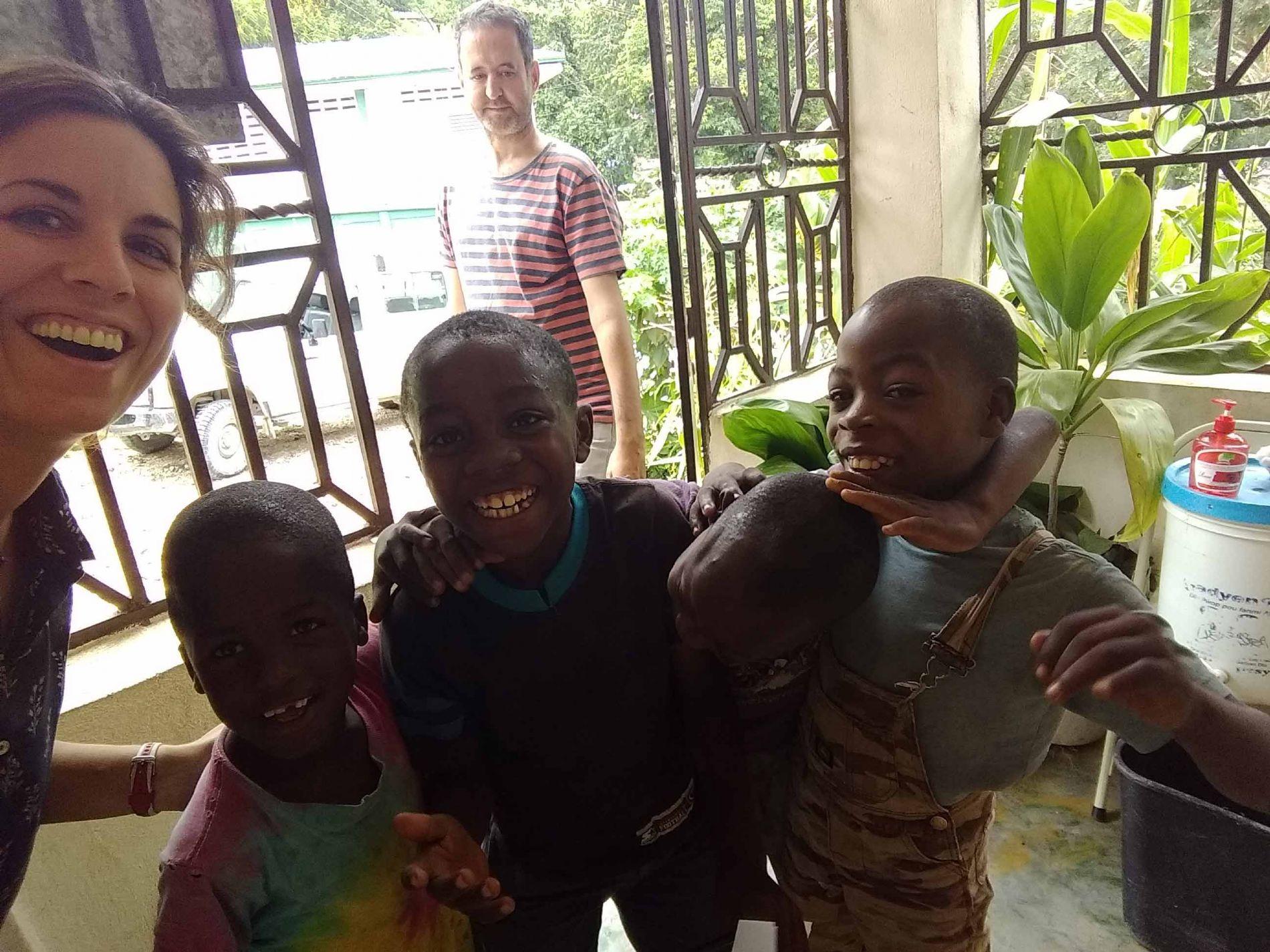 La generosidad y la esperanza en el corazón de Haití