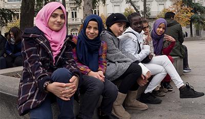Programa de acogida y asilo CESAL