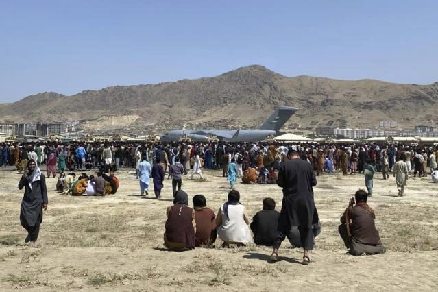 crisis afganistán