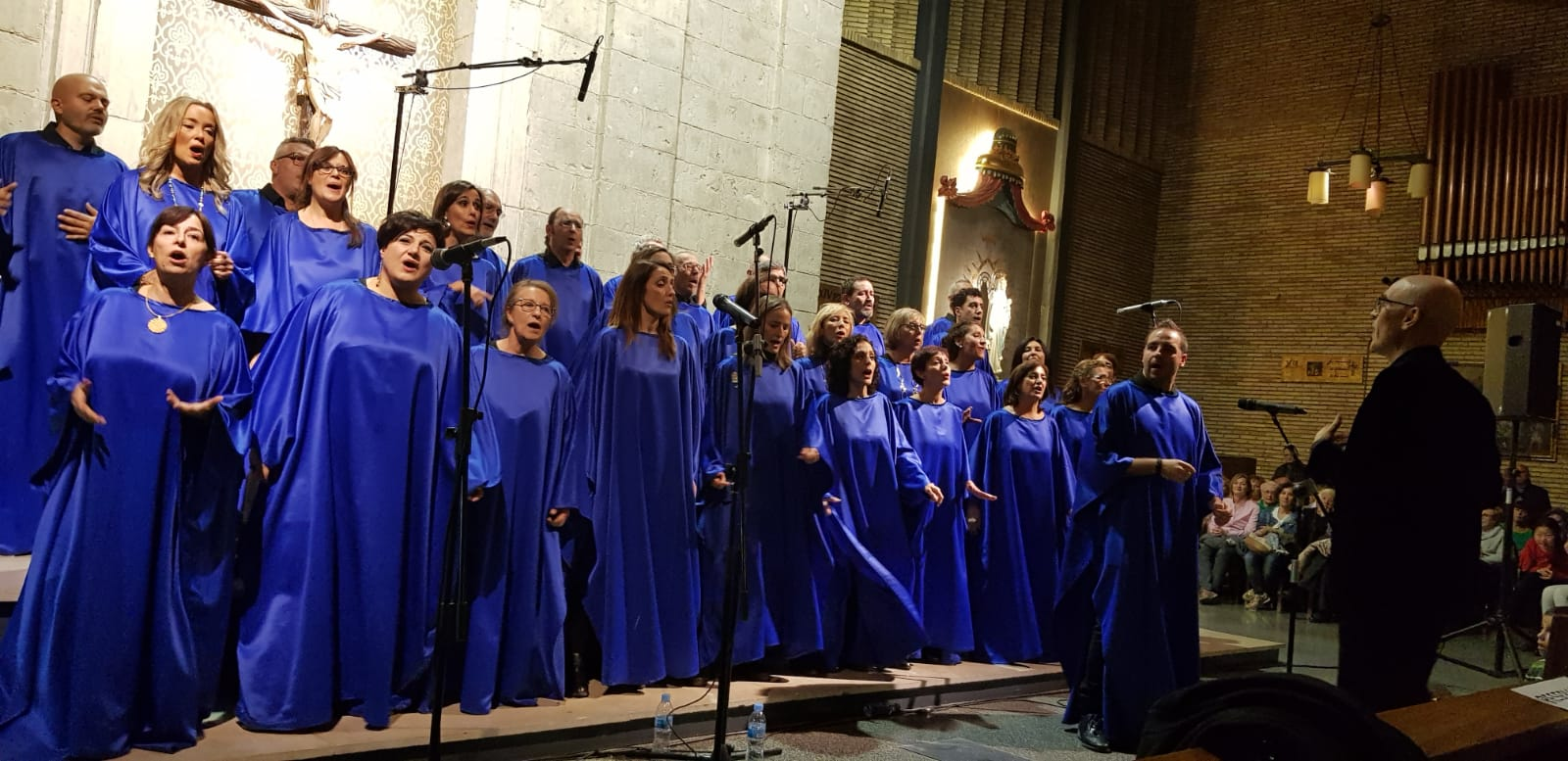 CONCIERTO SOLIDARIO A CARGO DEL CORO DE GOSPEL GOOD NEWS
