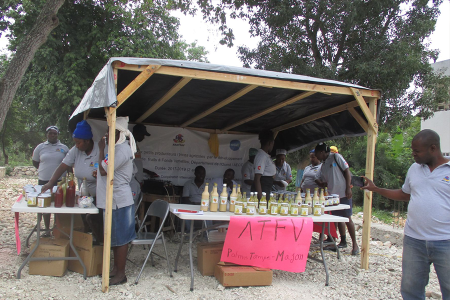 Informe de Evaluación Final. Haití. AECID. 2020