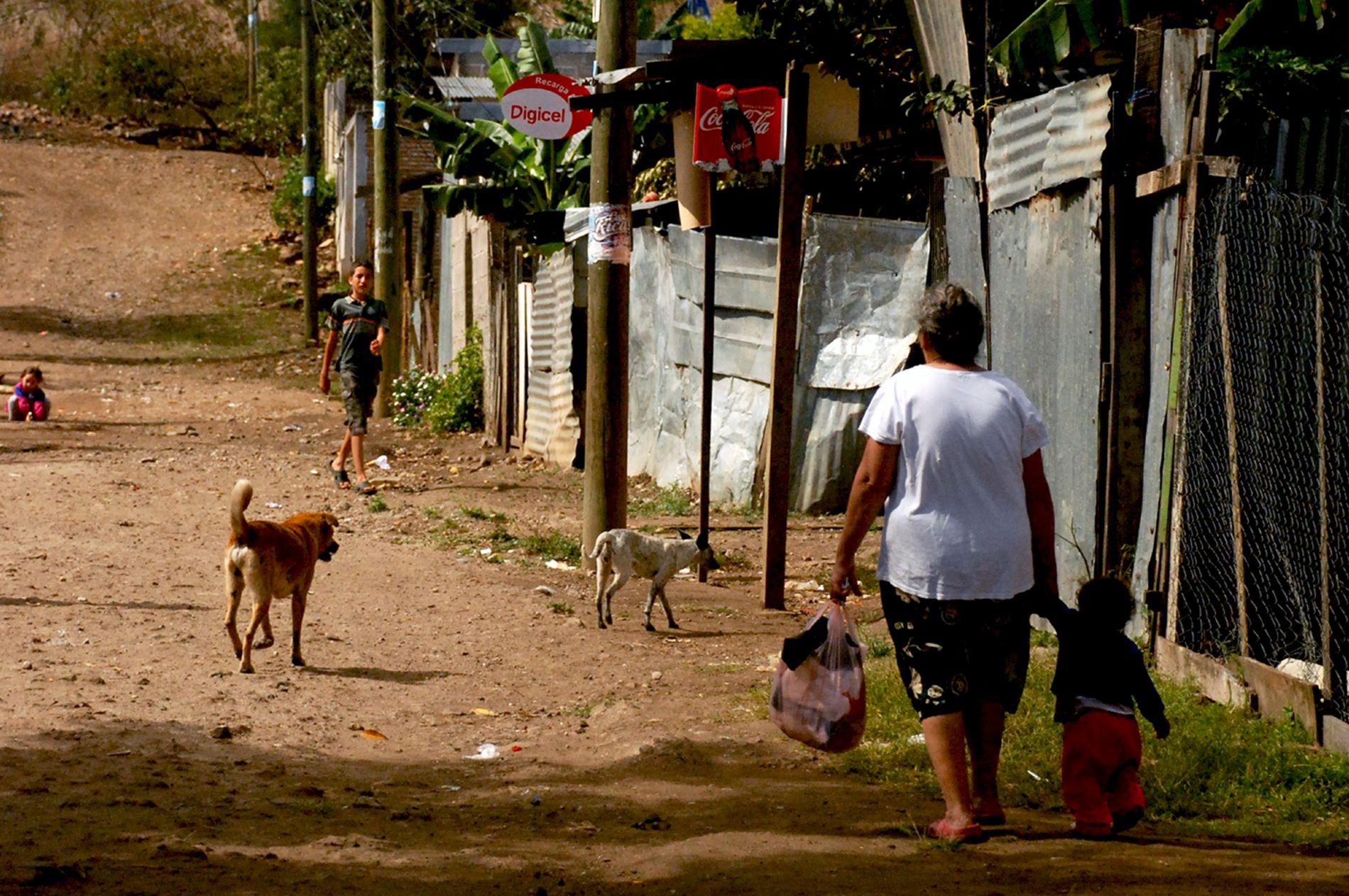 Camino Honduras