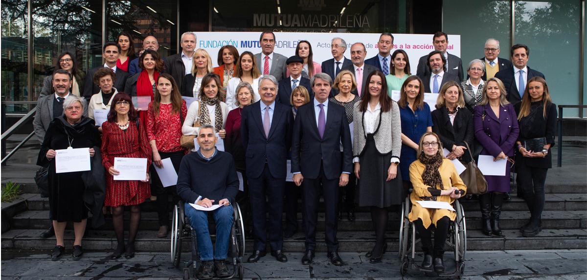 FUNDACIÓN MUTUA MADRILEÑA ACCION SOCIAL ALEPO RECONSTRUCCIÓN CESAL