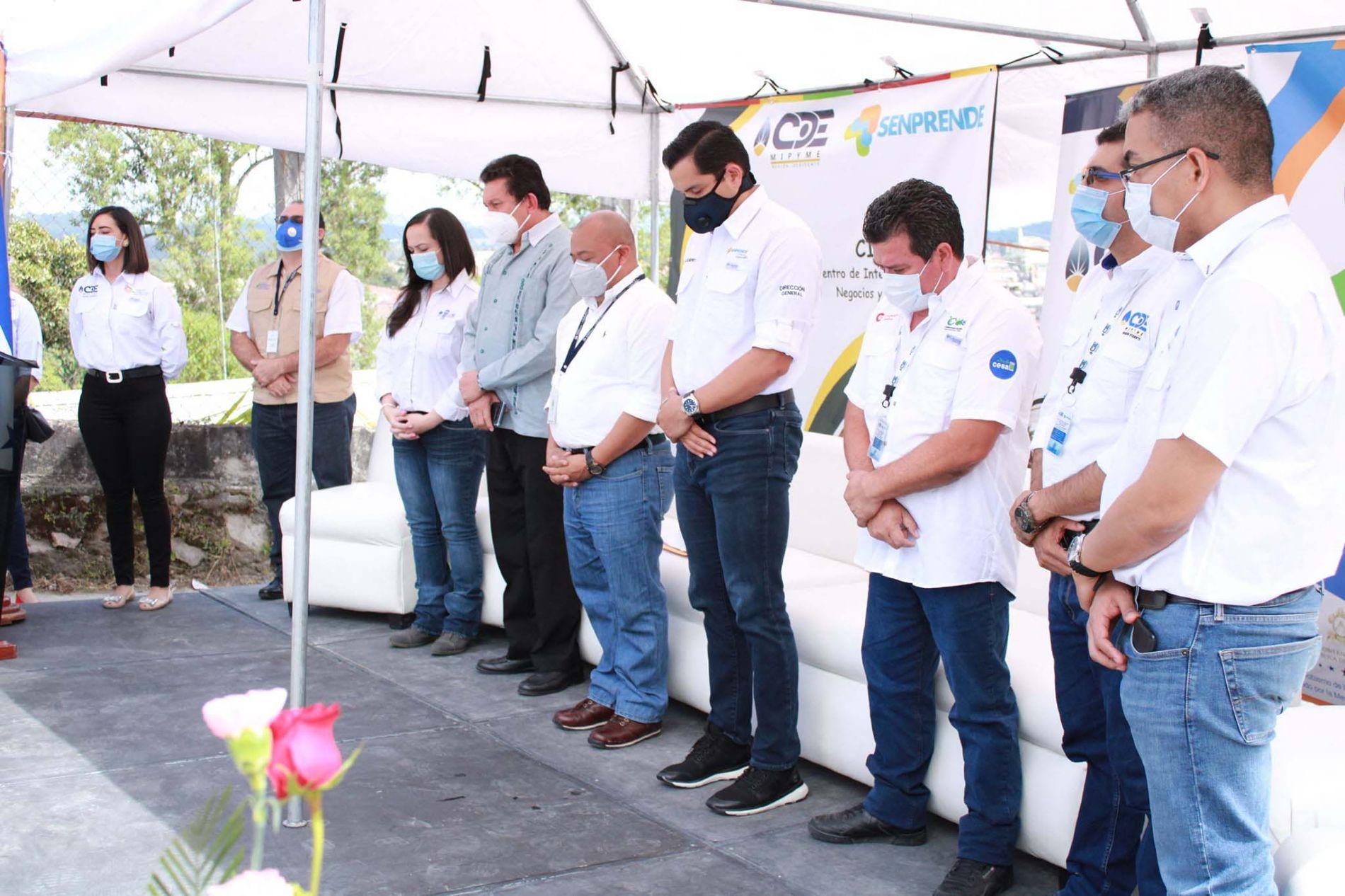 Honduras se levanta a pesar de la COVID19