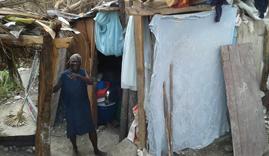 Emergencia en Haití Huracán Mathew