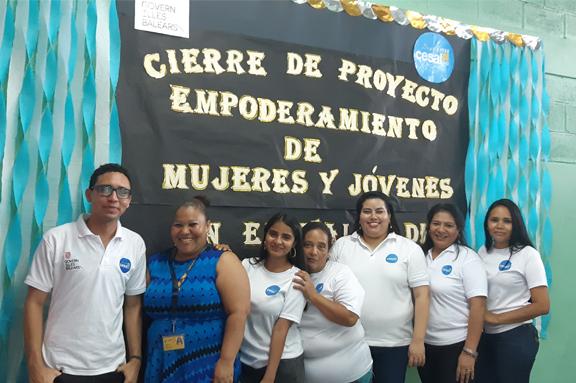 Proyecto Gobierno Baleares en Honduras