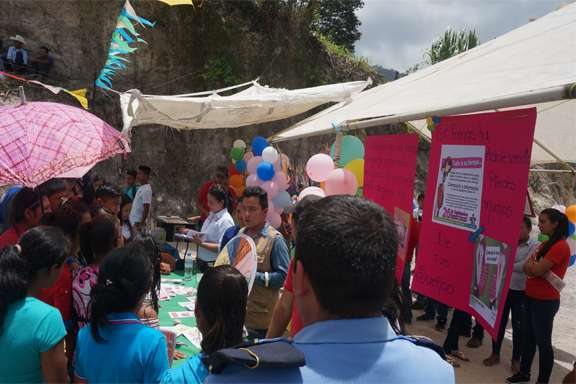 Feria Salud Honduras