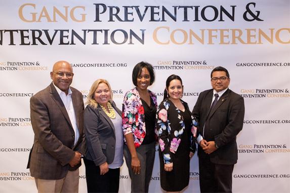 CESAL participa en la conferencia anual sobre la prevención e intervención con maras y pandillas en Los Ángeles, California