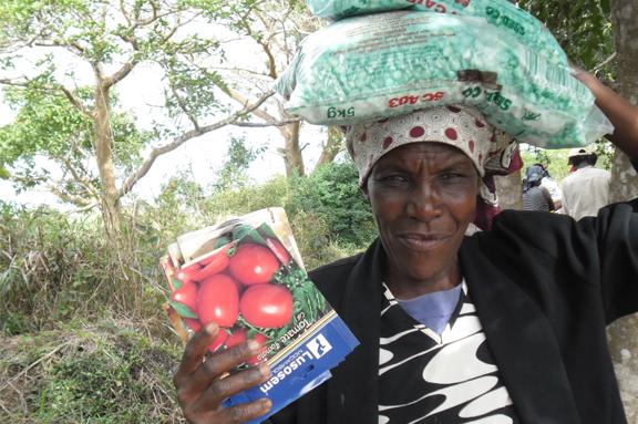 Día de la mujer mozambiqueña