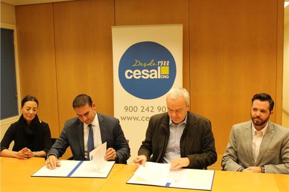 CESAL y la Alcaldía de San Salvador firman un acuerdo marco para prevenir la violencia juvenil en la ciudad