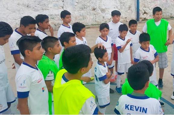 Formación Entrenadores Fundación Real Madrid