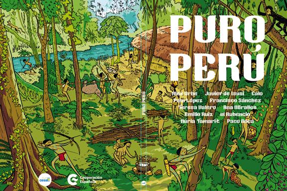 Cómic Puro Perú