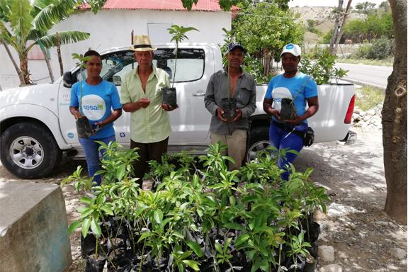 Pasantes CESAL Dominicana