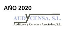 Informe de Auditoría 2020