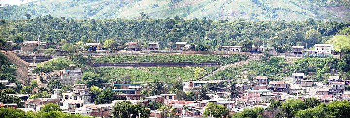 Imagen de la Loma del Calvario en 2013