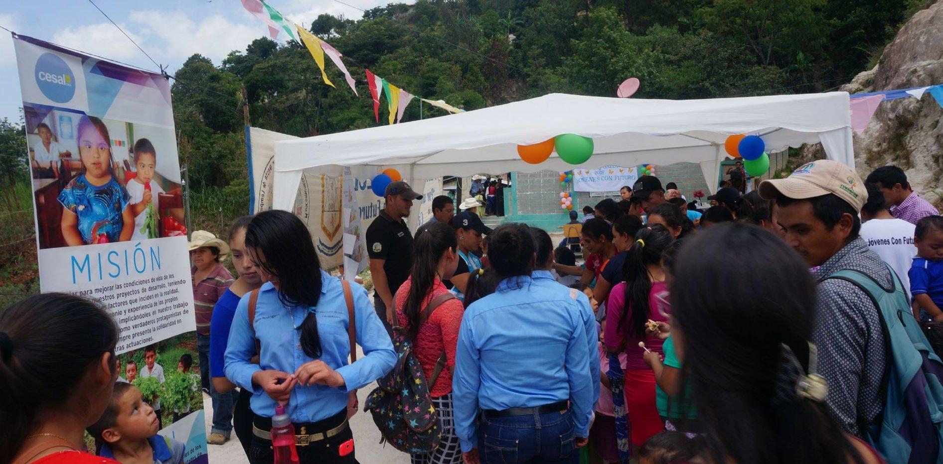 Feria Salud Honduras 2