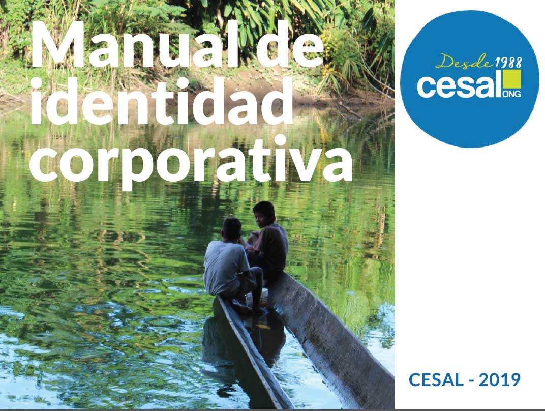 CESAL Manual identidad corporativa