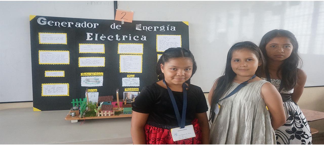 Escuela San José_Expo científica_2018