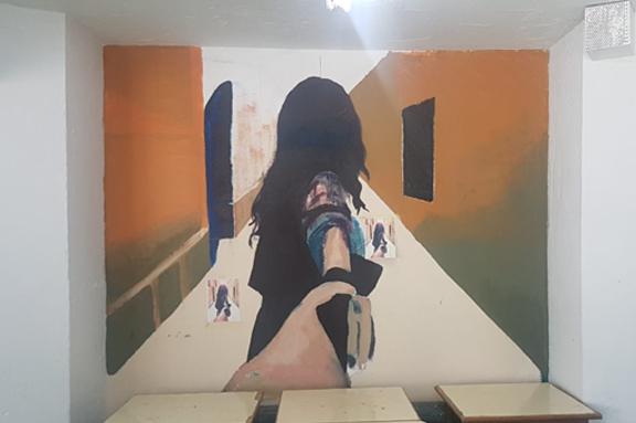 Taller de pintura CESAL