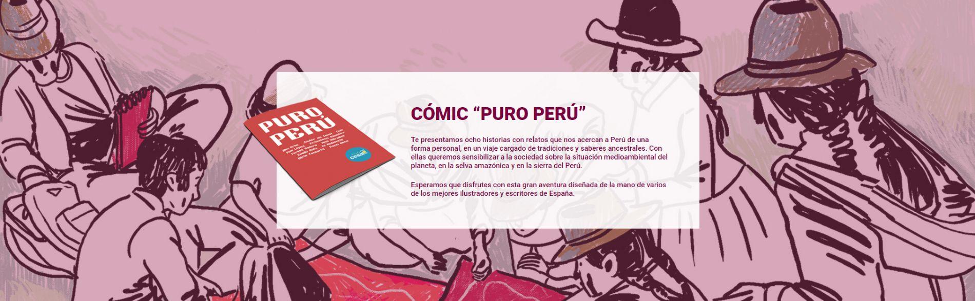 Comic Puro Perú