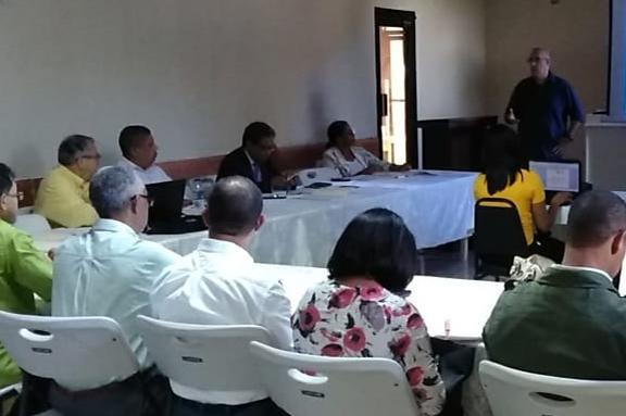 Vulnerabilidad Ecosistemas República Dominicana
