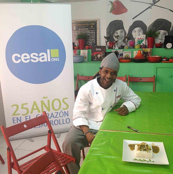 Nace la escuela de hosteler a de cesal para j venes en - Escuela de cocina chema de isidro ...